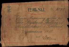 Grønland 12 rigsbankskilling